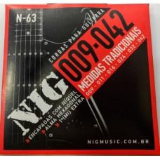 ENC NIG GUITARRA 009-042 N63